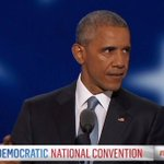 Youve got to get into the arena with her because democracy isnt spectator sport @POTUS #DemsinPhilly https://t.co/0NhcDlaFOy