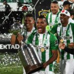 Miguelito Borja en menos de 1 año: -Campeón de Sudamericana -Campeón de Libertadores https://t.co/BifxJqCUks