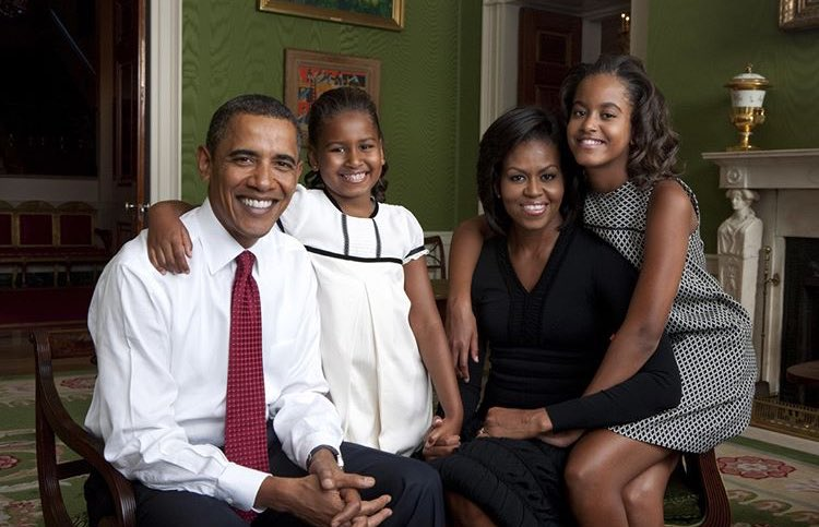 Going to miss our First Family so much! Thank you for being the example...on many levels! @POTUS @FLOTUS