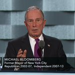 WATCH: @MikeBloomberg FULL REMARKS at #DemConvention https://t.co/jBPe8A1qUf #DemsInPhilly https://t.co/iFa3yt5RwK