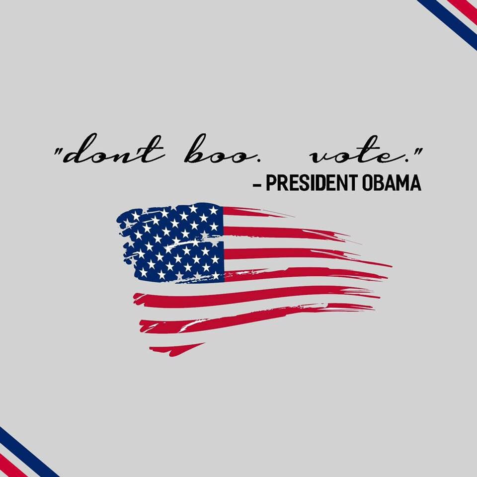 Obama did the damn thing! Gonna watch it again. #DontBooVote. #DemsInPhilly https://t.co/uaqJ04rnVa