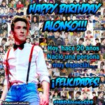#HBDAlonsoCD9 @soyalonsovillal ¡Felicidades Alonso!🎉🎉 ~Leyva🍃 #CD9 #CD9Video #IFeelAlive #KCAMexico https://t.co/A15IgeEwGW