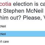 McNeil Government popularity has suffered recently. And this Government may be in for just one term #NovaScotia https://t.co/C4nIecX7m6