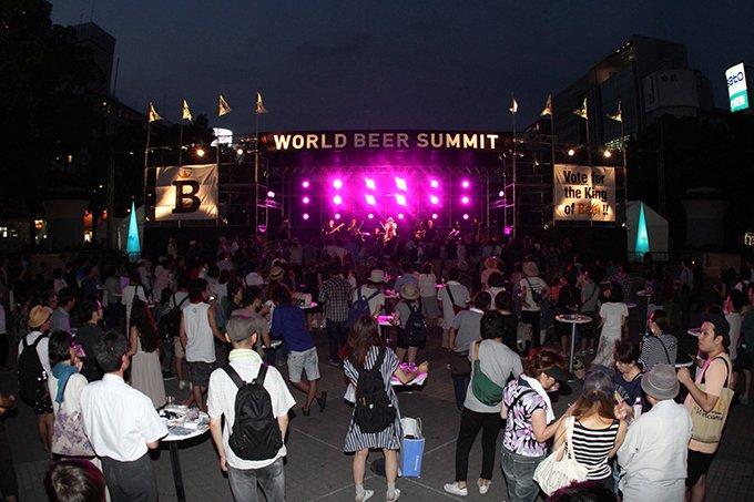 「ワールド ビア サミット」名古屋・栄で開催、16ヶ国111種類以上のビールが集結 - ZAZEN …