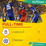 FULL-TIME: Despite all our pressing, we cant find the net and it ends 1-0 to Chelsea. https://t.co/3EiFxLm0yJ