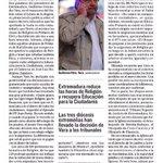 Basta ya de denigrar a los profesores de religión... Que el PSOE respete la decisión de los padres! @somogor1 https://t.co/imjvNfwSsl
