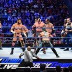 VIDEO: #WWE World Title No. 1 Contender's Six-Pack Qualifying Battle Royal: #Smackdown… https://t.co/4vqDCVWyWn https://t.co/1WDJ6Z1CD3