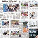 Heute im Tageblatt #Türkei #Pressefreiheit #DemsInPhilly #Frankreich #Terror #Kommunalwahl https://t.co/0WlTjCZ21Z https://t.co/daDNyyFlOG