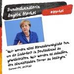 Angela #Merkel mit klaren Worten & Maßnahmenpaket z. Kampf gegen den #Terror in Deutschland. #Bundespressekonferenz https://t.co/mztzAMU6ko