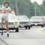 Born this day in 1958: 🇨🇦 athlete and activist Terry Fox https://t.co/bR6jWSTQ3c