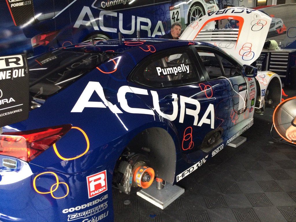 I'm thrilled to be joining @RealTimeAcura this weekend at Mid Ohio. Finally teammates with @RyanEversley again. https://t.co/irAqlG5tKf
