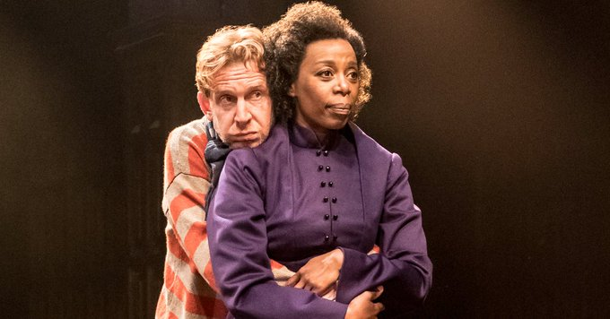 Happy birthday to Noma Dumezweni, who is currently playing Hermione in Harry Potter and the Cursed Child!