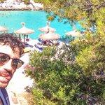 Esto es vida...😎🌴☀️🐬 #Mallorca https://t.co/r5wvbV5Zll