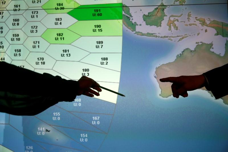 Home flight simulator in MH370 captain's home plotted Indian Ocean course: JACC
