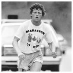 The greatest. Terry Fox was born today, 1958, in Winnipeg, MB. Terry Fox Run is Sunday, September 18th. https://t.co/2MohO8zd4H