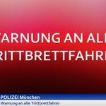 Achtung: Warnung an alle Trittbrettfahrer https://t.co/d8P0UtV6PB #Polizei #München https://t.co/drqzeLDGoT