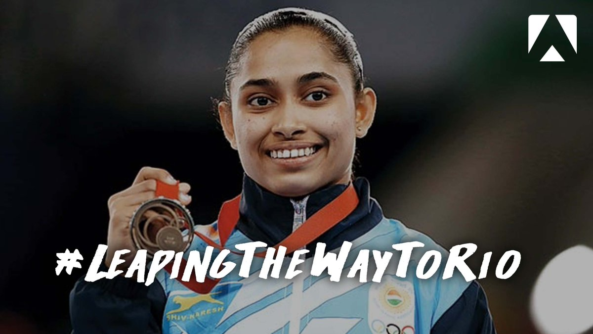 First Indian female gymnast to make it to the Olympics, #DipaKarmakar preps up for #Rio2016. https://t.co/OSNnc1IVxg https://t.co/9cghI47One