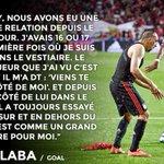"""David Alaba : """"Avec Ribéry, avons eu une très bonne relation depuis le premier jour..."""" https://t.co/0TzbrIGGc1"""