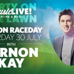 Only 1 day to go until @vernonkay plays a live DJ set on Town Moor! #doncasterisgreat https://t.co/OYWEwh8zZT