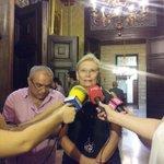 """Anna Moilanen """"Somple la vacant de Defensora després de 4 anys. Avui és un gran dia per a tota la ciutadania"""" https://t.co/1e5fUByQis"""