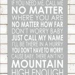 Aint No Mountain High Enough fabulous lyrics A3 size £10.50 #kprs #essexbridaltalk #87RT https://t.co/aj7jKEvl8d https://t.co/LssFsEimpf
