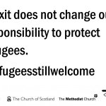The UK is obligated to protect refugees as a signatory of the UN #refugeeconvention - which is 65 y/old today! https://t.co/YEcxn8eKP7