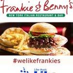 #WeLikeFrankies @frankienbennys #Hereford https://t.co/E9hpJIchGr