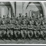 #ThrowbackThursday to WWII when the Home Guard were based at the Cathedral Site. Do you have memories? #WWII #TBT https://t.co/sr93BYOKJi