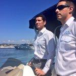 ⛴ @davidlisnard présente le bateau daccueil portuaire électro-solaire mis en place durant cet été au Port Canto https://t.co/cUZn6MCmcI