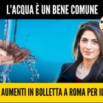 Vittoria 5 Stelle: la bolletta dellacqua a Roma non aumenta https://t.co/rnZyA5fqkm di @virginiaraggi https://t.co/EjMyZV61Mb