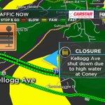 Kellogg shut down near Coney due to flooding https://t.co/2AecqYhrhH