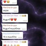 @Benji_Mascolo Auguri a mucchino 😘😘😘😘 @Benji_Mascolo @fedefederossi @RealMucchino_ Auguri amore della zia 😙😙😙😙 https://t.co/h0mhmQAE72