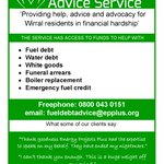 Worried about keeping your home warm this winter? Help is available #fuelpoverty #Wirral #advice #support https://t.co/4E6G9x1NZn