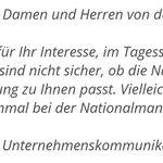 Mit diesen drei Sätzen lehnt der @tagesspiegel eine AfD-Anzeige ab. /via @turi2 https://t.co/ebDZZYCO6W