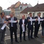 Po víc než roce oprav budou ul. Minská a Horova v #brno průjezdné pro osobní i hromadnou #doprava. Těšíte se? :-) https://t.co/gkLEuSPeqJ