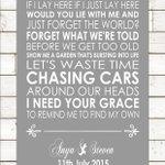 CHASING CARS - SNOW PATROL lovely lyrics #kprs #essexbridaltalk #UKSOPRO #FlockBN #87RT https://t.co/l3nchka8QD https://t.co/SBx8O7l7MU