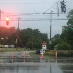 Sutton Rd shut down at the intersection of Kellogg Avenue; high water reported ahead @FOX19 https://t.co/sJremnTY9w