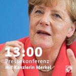 #MerkelSommerPK #Wirschaffendas live https://t.co/q9v0s4U0p9 + hier: https://t.co/AzB7rqCqLq #Ansbach #München https://t.co/QANjjxU0gH
