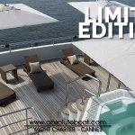 Limited edition by https://t.co/Si3nwop69x #cannes #jaimelerins #golive #yachtcharter @bijouterieLJ @blvdlacroisette https://t.co/q1jYqTW7Qp