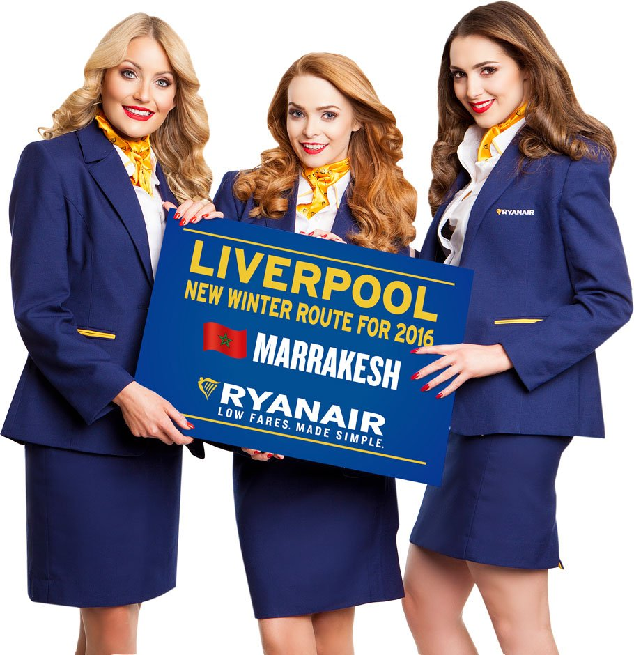 We've extended our Liverpool winter 2016 schedule, with a new route to Marrakesh. Read more: