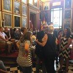 .@CsPalmaMallorca celebra el nombramiento de la nueva Defensora de la Ciudadanía en #Cort https://t.co/gOg3QowOGs
