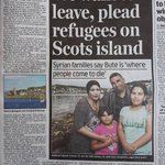 A local woman says the Daily Mails story about ungrateful refugees is complete nonsense https://t.co/X2DWVgCVmj https://t.co/dOBKLri2kj