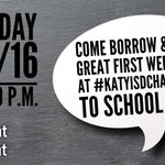 The launch date is official! Spread the word!! Excited to learn from and share ideas w/ u all! #katyisd #leadupkaty https://t.co/HrWfvAURKW