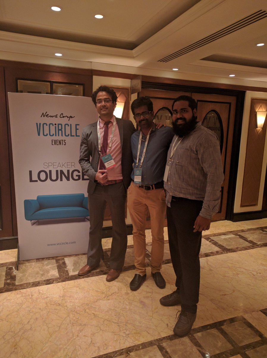 Chat about @loanyapp with @BankBazaar CEO @adhilshetty at #indfinserv was intersting! Looking forward 2 talk more ! https://t.co/c9FxsN00os