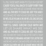 Grow Old With Me - Tom Odell lovely lyrics #kprs #essexbridaltalk #UKSOPRO #FlockBN #87RT https://t.co/I75uCOGhXV https://t.co/LRgrpZf6fp
