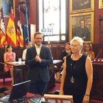 Anna Moilanen ja és Defensora d la Ciutadania.Molta sort! Després de 4 anys tornem a tenir Defensora #MillorantPalma https://t.co/joVT0saRA7
