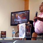 "¡Mañana tendremos la premier de la película ""Princesa""! Plaza Principal, 20:30 hrs. @GilVillafuerte #SLP https://t.co/MCFz6kMtiJ"
