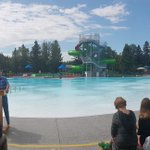 @Spearmac Grand Re-opening of Henderson Pool. Thanks to @YourAlberta, @Canada & #yql #Rotary for your support https://t.co/vKsb5BOzt9