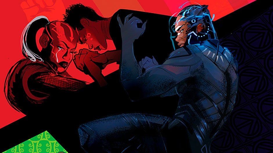 "NOW: @rgay on her upcoming comic book""Black Panther: World of Wakanda"" Listen: https://t.co/Aehsxtcs7u https://t.co/WbZ7reTrNJ"