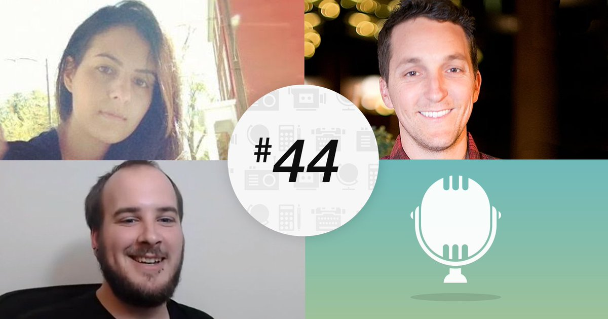 """#Fiverrcast E44 discusses """"Networking in the Digital Age,"""" with @TalentTribeMe: https://t.co/SWedsy3ZVu #podcast https://t.co/sRMbYb67vz"""